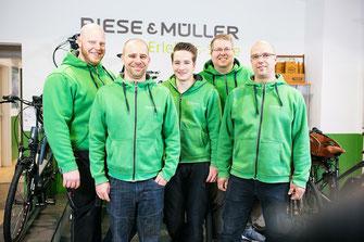 Die e-motion e-Bike Experten im e-motion e-Bike Premium Shop in Köln