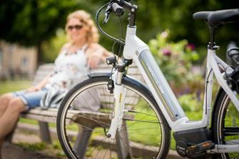 Die e-motion e-Bike Experten beraten Sie in der e-motion e-Bike Welt in Erfurt