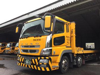 トラック(14.5トン車/三菱ふそう)