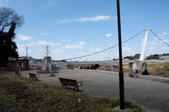 境川サイクリングロード - 今田休憩所