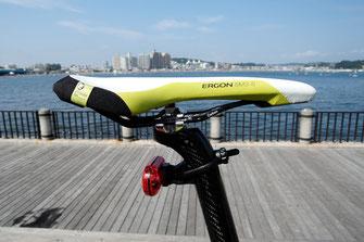自転車のフィッティング - はじめてのポタリング