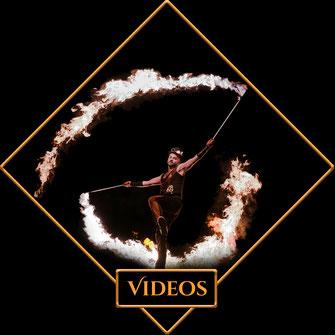 Videos von allen Feuershow