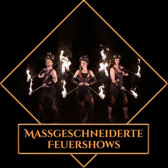 spektakuläre Feuershows für jeden Anlass