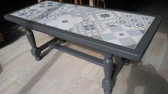 Les Tables Créatrice Et Relooking De Meubles Et Objets En