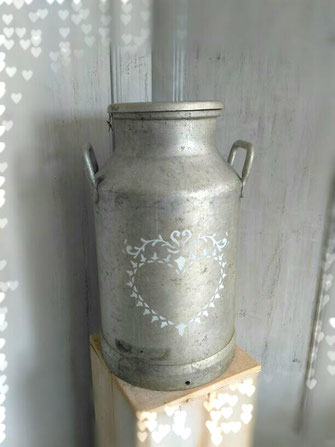 pot a lait location mariage vintage champetre le mans sarthe m'elledecors
