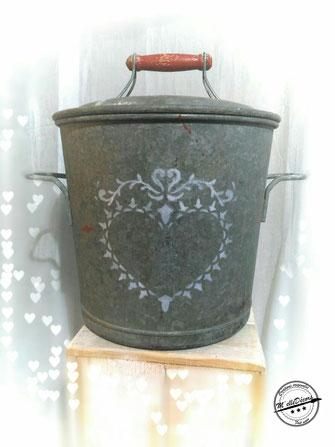 Ancienne lessiveuselocation decoration mariage vintage champetre le mans sarthe m'elledecors