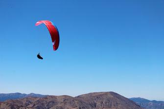 Axis produits toutes ses ailes de parapente en version light pour les amateurs de vol rando sur simple demande sur le site de toutleparapente