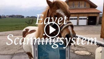 EAVET® Equin-Scanningsystem