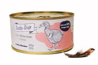 Hundefutter Sorte Dodo Diet