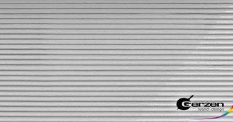 Kammputz, Linienputz - Lineare Putzstruktur - moderner Fassadenputz & Außenputz von GERZEN wand-deign