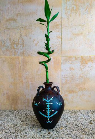 jarre, déco, berbère, maison, intérieur, amazigh, poterie