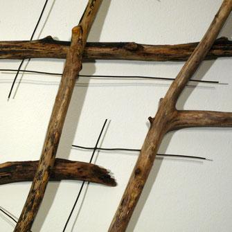Fragmente, Kraftobjekte Wolfgang Wallner