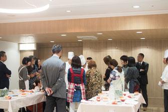新宿高野フルーティライフ教室の様子