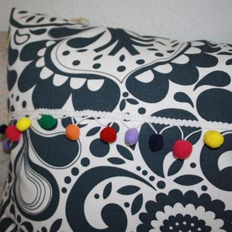 Caballo Couture, Kissen nähen, DIY Wohnzimmer, Ideen Einrichtung Wohnzimmer