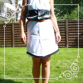 Upcycling Hemd; Kleid aus Hemd; Kleid nähen; Nähkurs Köln; Kleid selber nähen; Herrenhemd recyceln