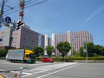 新潟市のハローワーク