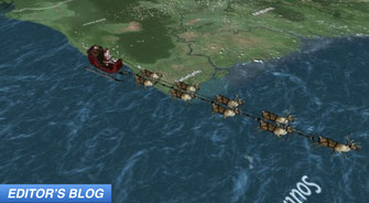 Why NORAD Tracks Santa
