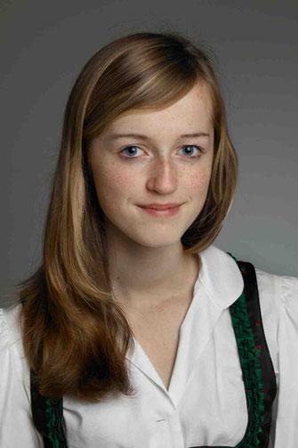 Anna Magdalena Rauer als Engelsstimme 2010 ...