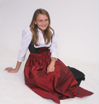 Lisa Hörl als Engelsstimme 2006