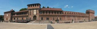 Galliate, castello sforzesco