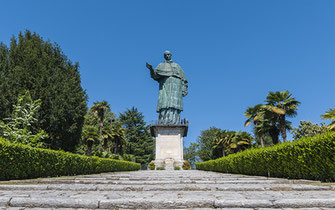 Arona Statua di San Carlo Borromeo