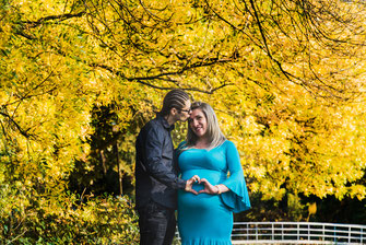 zwangerschapsshoot park