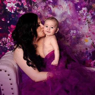 baby jongen met meuybeltjes