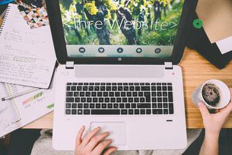 Website-Planung