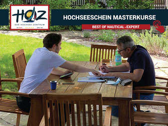 HOZ HOCHSEEZENTRUM INTERTATIONAL | HOZ Hochseeschein Coaching Plus | www.hoz.swiss