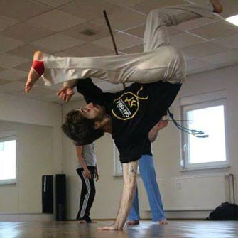 Capoeira CDO Alememao