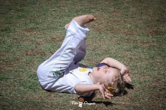 Capoeira Kinder