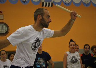 Instrutor Boaz CDO