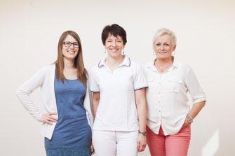 Dr. Klein Michaela Praxis Team Foto