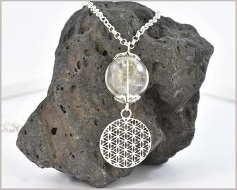 Pusteblumenkette mit Blume des Lebens 2  15,90 €