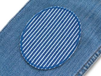 Bild: Knieflicken Hosenflicken Jeans Aufbügler Bügelflicken Flicken zum aufbügeln