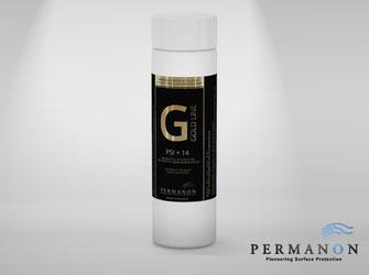 Permanon Gold Line PSI+14 für die Yachtpflege