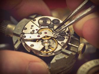 Uhrenreparatur Goldschmiede Moers