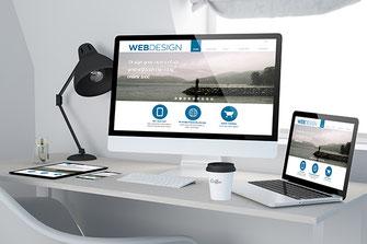 Webseiten in der Tourismusbranche