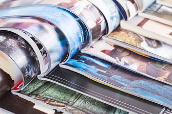 Printmedien in der Tourismusbranche