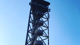 Feuerwachturm Rennberg Haard