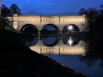 Olfen Dreibogenbrücke
