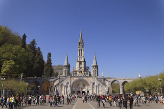 Visite guidée de la ville de Lourdes