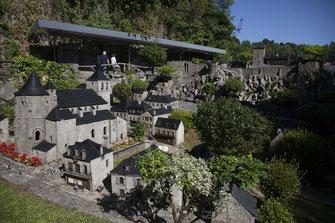 Le Petit Lourdes, village miniature