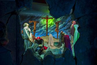 Le musée de Cire à Lourdes