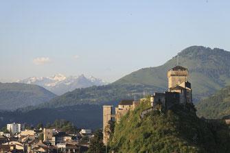 Le château de Lourdes et son musée pyrénéen