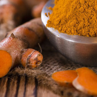 Radiant Reality Blog | 5 Ways To Spring Clean Your Liver | Turmeric Root