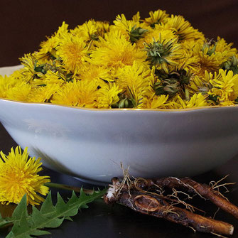 Radiant Reality Blog | 5 Ways To Spring Clean Your Liver | Dandelion Root