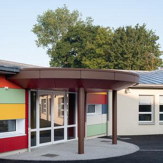 école de Rémilly Les Marais