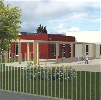 Ecole E3/C1 à Pontorson
