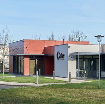 CDAS à St Lô, bâtiment passif